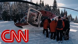 Search and rescue in the Rocky Mountains - 360 Video - CNN