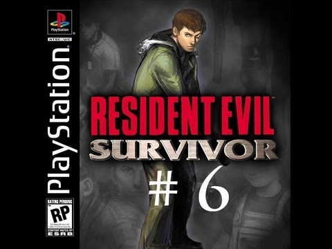 Resident Evil Survivor (PS1) Walkthrough part 6.