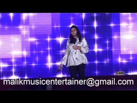 Malik Music Entertainer Presents Anamika Sharma Live at Meri Dilli Utsav