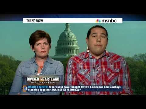 Bringing the anti Keystone XL fight to D C    MSNBC