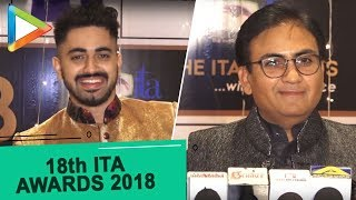 UNCUT : RED CARPET OF 18th ITA Awards 2018 | Part 3 - HUNGAMA