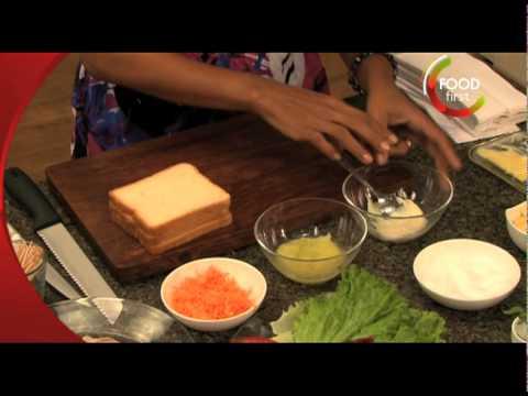 Rakhi Special - Mini Sandwiches