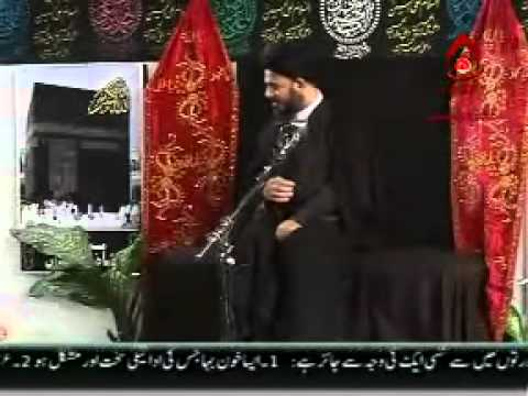 Hadi TV Channel Live  Allama Aqeel ul Ghurvi part 2