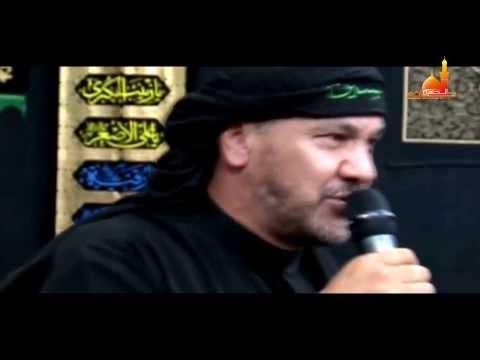 قصيدة تقطع القلب | ها عباس !!! | سيد عبد الخالق المحنه | ليلة 7 محرم 1435
