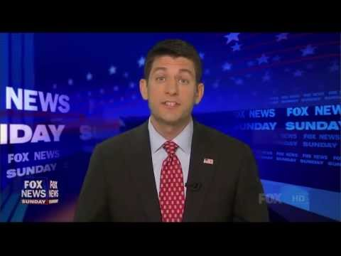 Paul Ryan on Fox News Sunday
