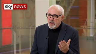 Jon Trickett: 'This government has divided us' - SKYNEWS