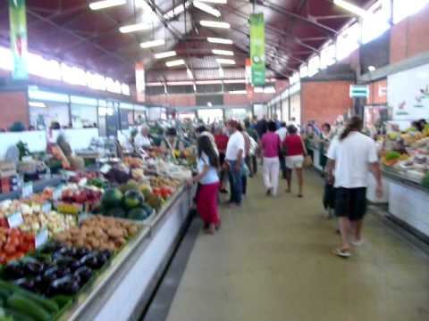 Markets Olhao Faro Algarve Portugal by pension bicuar