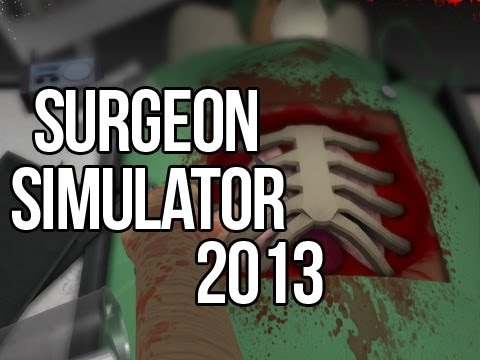 Surgeon Simulator - Flash Friday