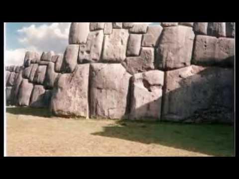 Ingeniería Inca - Muros de piedra- STONE WALLS INCAS