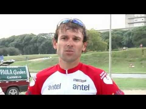 Grave accidente causó la muerte de Marcelo Gracés en la Vuelta Ciclista