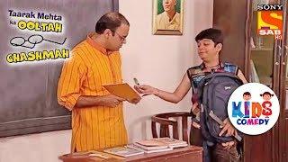 Tapu Sena Disturbs Bhide's Class | Tapu Sena Special | Taarak Mehta Ka Ooltah Chashmah - SABTV