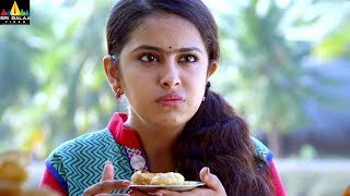 Uyyala Jampala Movie Avika Gor Comedy with Raj Tarun | Latest Telugu Movie Scenes | Sri Balaji Video - SRIBALAJIMOVIES