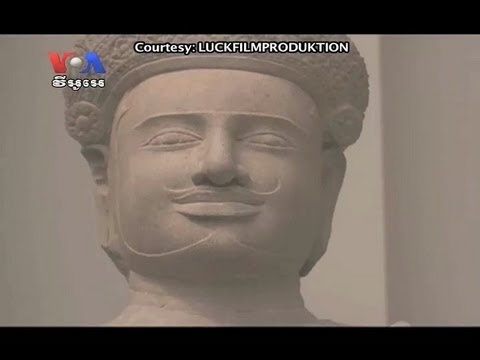 Two 10th Century Statues Returned to Cambodia By New York Museum
