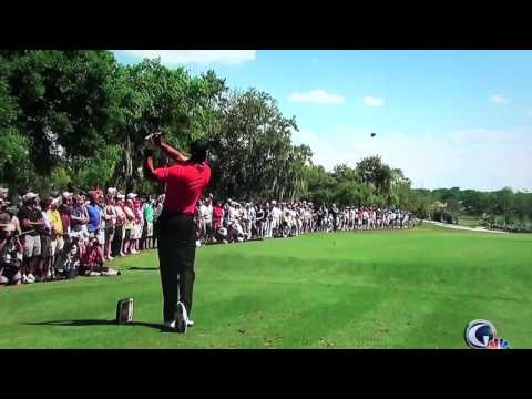 Tiger Woods 2012 Arnold Palmer Invitational - FINAL ROUND