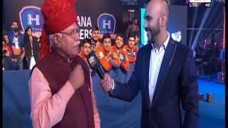 PWL 3 Day 12: Haryana CM Manohar Lal Khattar speaks over Pro Wrestling League Season 3 - ITVNEWSINDIA
