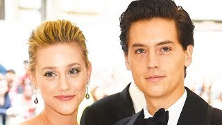 Lili Reinhart and Cole Sprouse's CUTEST Bughead Instagram Moments!! | Hollywire - HOLLYWIRETV