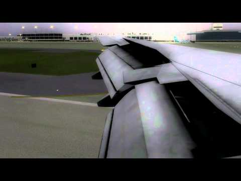 X-Plane 10 Test 1 - Core i7 930 GTX 580