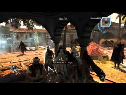 AC Revelations - Multiplayer Beta - Deathmatch - Subject 16 vs Subject 17