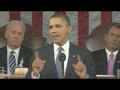 HD - 2011 State of the Union Address Obama's Speech Highlights - Win The Future