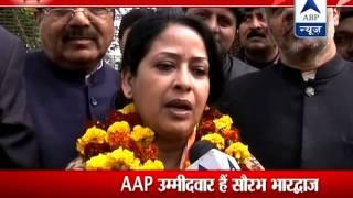 ABP News Special ll Delhi Polls ll Pratishtha Ki Seat - Greater Kailash - ABPNEWSTV
