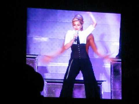 Madonna MDNA Tour NYC - Candy Shop/Erotica/Human Nature