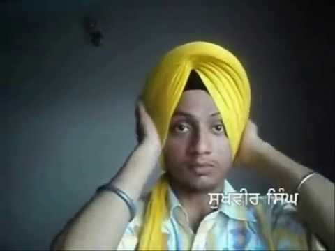 Learn Best Dastar - Pagg Training - Tying Turban