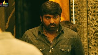 Sindhubaadh Movie Vijay Sethupathi Escaping from Villains | 2019 Latest Movie Scenes - SRIBALAJIMOVIES