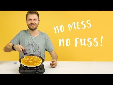 Clever Pancake Mix Life Hack/[url=https://www.youtube.com/watch?v=aUUm5fOAdGY]Handimania[/url]