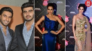 Ranveer, Arjun Reject 'No Entry' Sequel | Aishwarya, Disha & Others Attend Femina Beauty Awards 2018 - ZOOMDEKHO