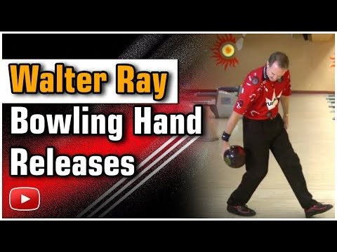 Become a Better Bowler - Hand Releases featuring Walter Ray Williams