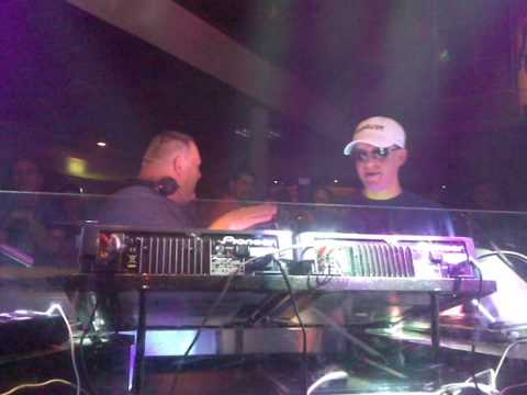 Aura Hard Bass mit Bangbors 26.06.09 Video 03