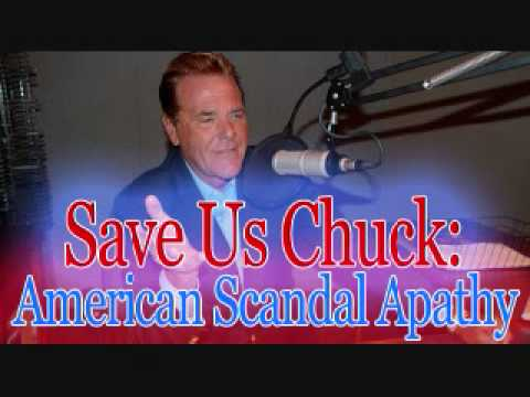 Save Us Chuck - American Scandal Apathy
