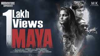MAYA- INDEPENDENT FILM  (2020) | Directed by SHARRATH | MK PICTURES | MADVENTURE EXPERIENCE - YOUTUBE