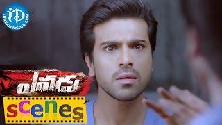 Yevadu Movie Scenes || Jayasudha, Allu Arjun Hospital Scene || Kajal Aggarwal - IDREAMMOVIES