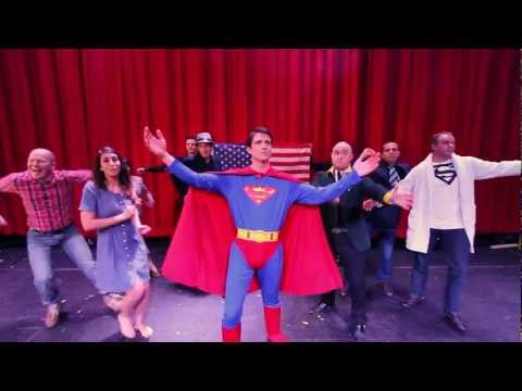 SUPERMAN! the One-Minute Musical - Virgin Radio's Fake Film Festival 2013