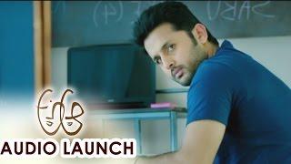 Special Promo (Public Response) on A Aa Movie at Audio Launch || Nithiin, Samantha - ADITYAMUSIC