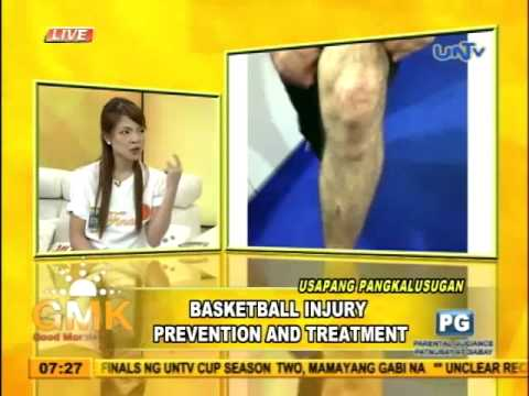 Basketball Injury: Prevention and Treatment