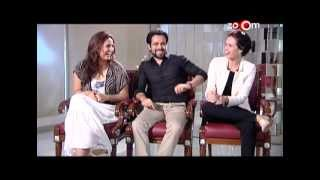 Exclusive Interview of Emraan Hashmi, Huma Qureshi & Kalki Koechlin - Ek Thi Daayan special