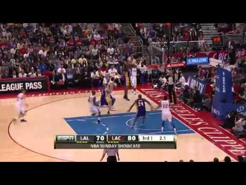 LA Lakers Vs LA Clippers Highlights 7 April 2013 - NBA Recap  NBA CIRCLE