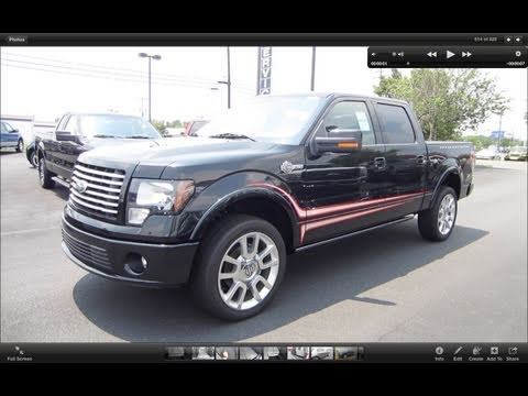2011 Ford F-150 Harley Davidson 6.2 Start Up, Exhaust, and In Depth Tour
