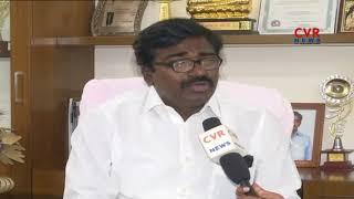 Khammam MLA Ajay Kumar Puvvada over his Developments   CVR News - CVRNEWSOFFICIAL