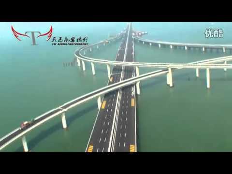 Chiński most lepszy od polskiej autostrady
