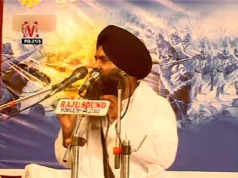 Saka Chamkaur Sahib-Giani Pinderpal Singh Ji-6