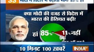 India TV News: News 100 | November 26, 2014 - INDIATV