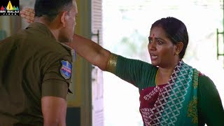 Degree College Movie Scenes | Police Beating Varun Family | Latest Telugu Scenes | Sri Balaji Video - SRIBALAJIMOVIES