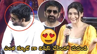 Payal Rajput Speech | Disco Raja Success Meet | Ravi Teja | Vi Anand | TFPC - TFPC