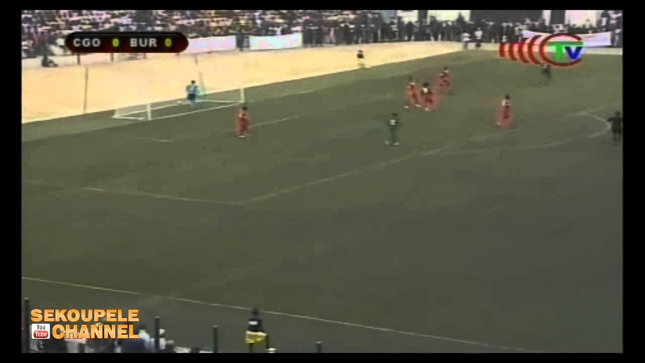 Congo 0-1 Burkina Faso
