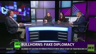 CrossTalk BULLHORNS: FAKE DIPLOMACY - RUSSIATODAY