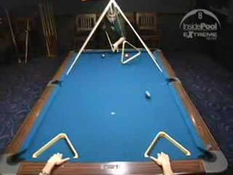 Sick Pool Trick Shots