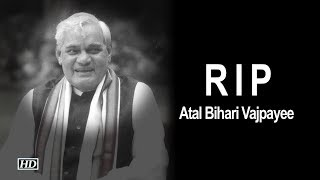 Former Prime Minister Atal Bihari Vajpayee DEAD - BOLLYWOODCOUNTRY